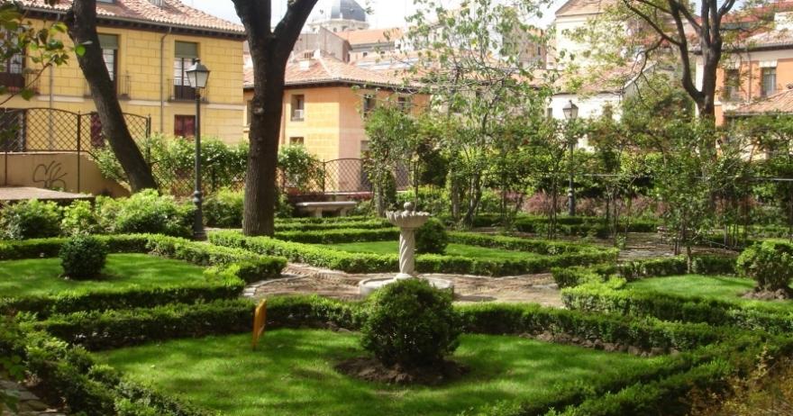 Jard�n Palacio de Anglona