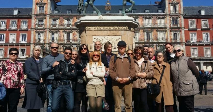 Ruta Madrid de leyenda