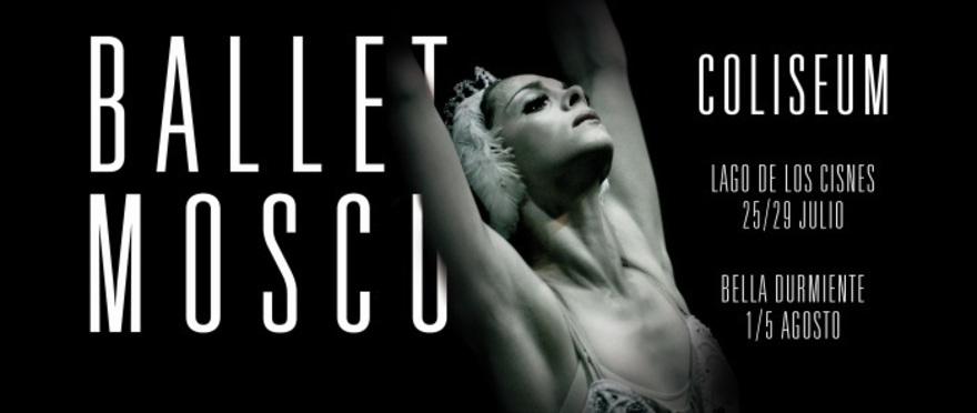 El Ballet de Moscú - El Lago de los Cisnes