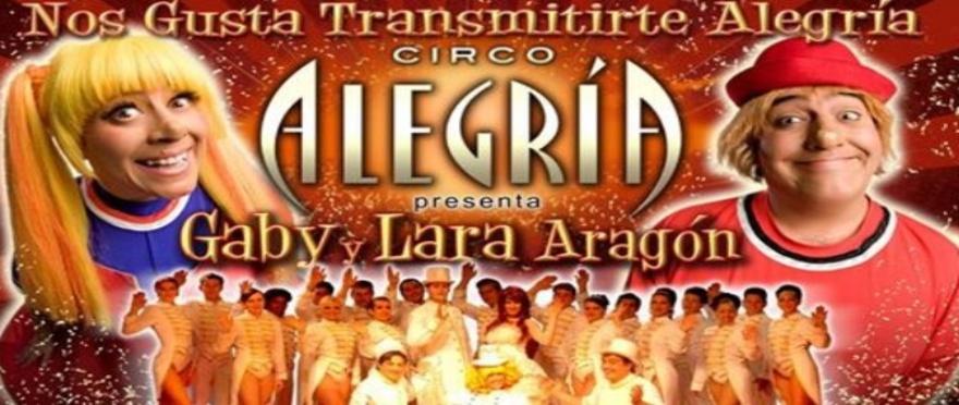 Circo Alegr�a en Torrelavega: �Hab�a una vez!