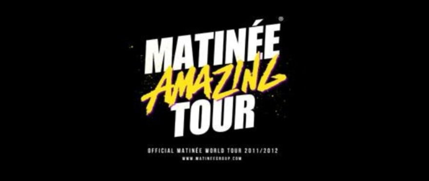 Matin�e Amazing Tour - Costa Music Festival