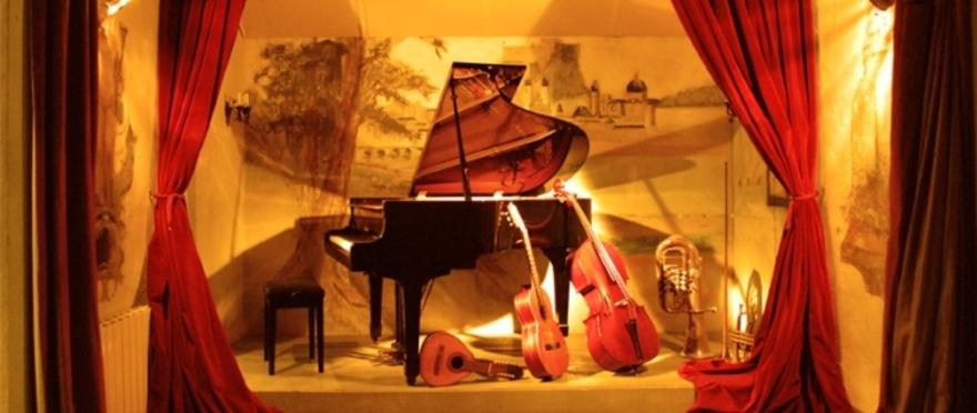 No s�lo piano, con Luis Arquer y Gabrielle Kaufman
