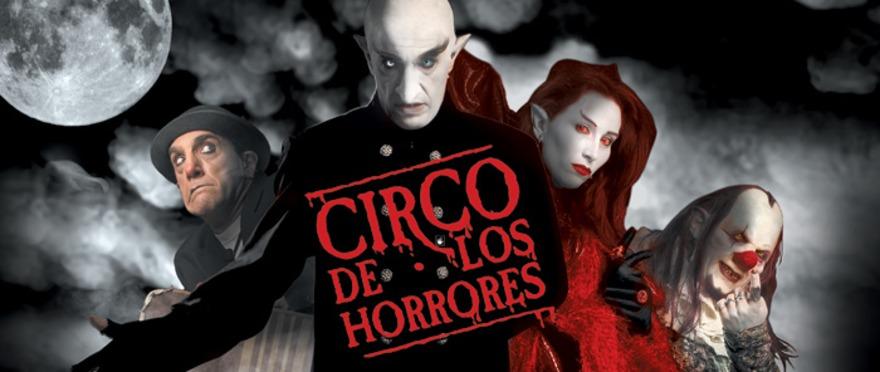 Circo de los Horrores en Salou