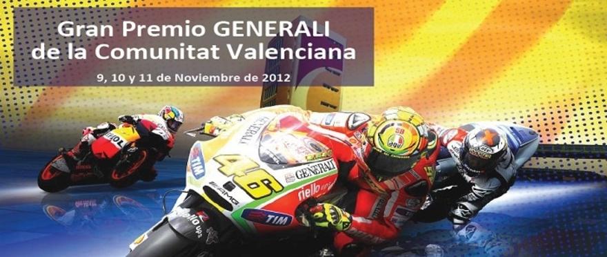 Gran Premio Generali Comunitat Valenciana 2012