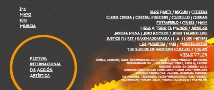 Festival SOS 4.8 2013