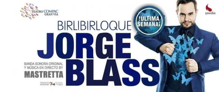 Birlibirloque - Jorge Blass