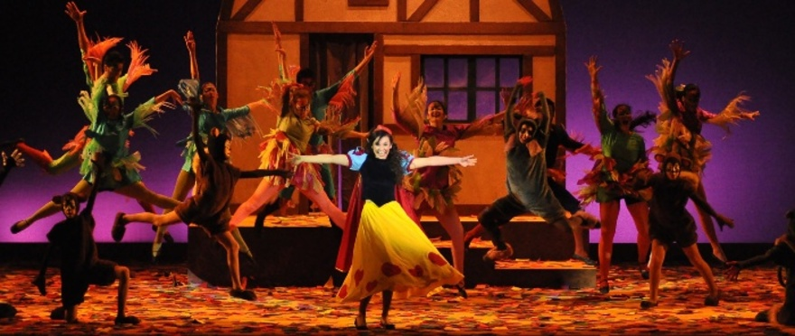 La Blancaneus - Viu el Teatre 2012