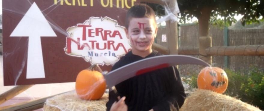 Halloween en Terra Natura Murcia