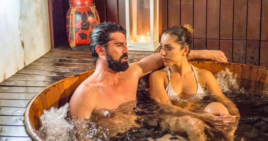 Pack Onsen Dúo: Spa y masaje de 25 minutos para 2