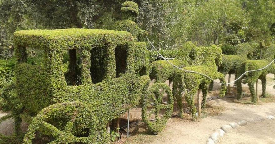 El bosque encantado 18 dto san mart n de valdeiglesias - Jardin encantado madrid ...