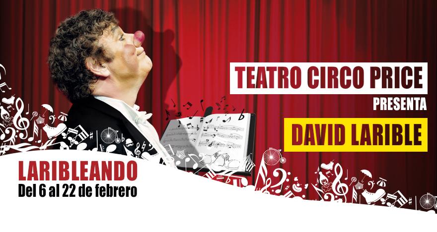 David Larible - Laribleando