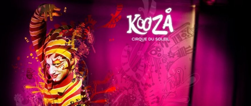 Cirque du Soleil presenta Kooza