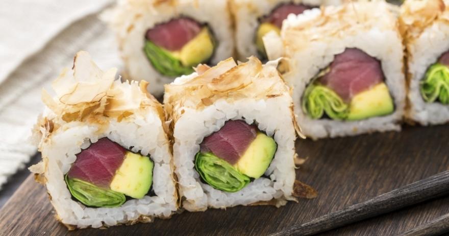 Curso de sushi con Chema de Isidro