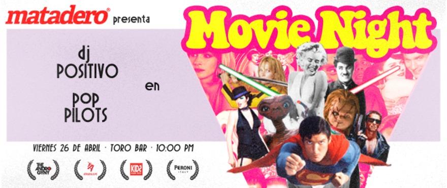Matadero Movie Night