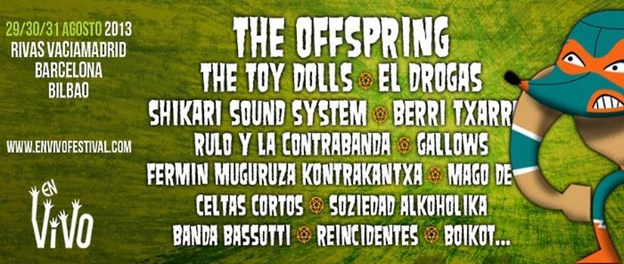 Festival En Vivo - Barcelona