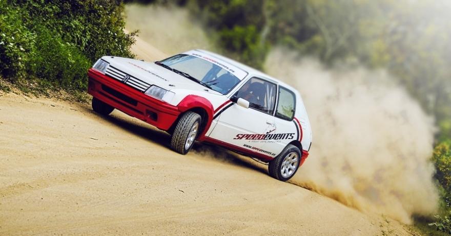 Cursos de conducción Rally