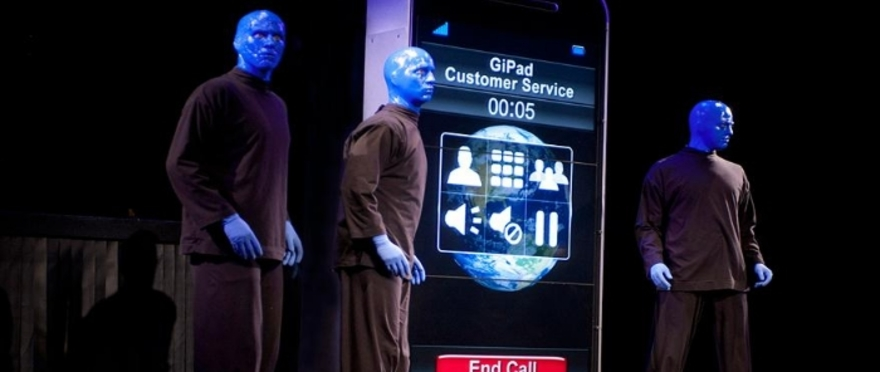 Blue Man Group - Broadway