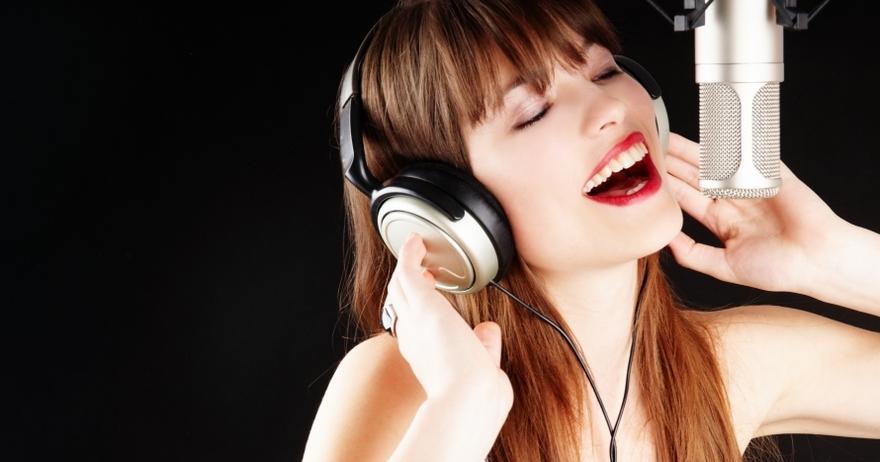 Graba tu canci�n en un estudio de sonido