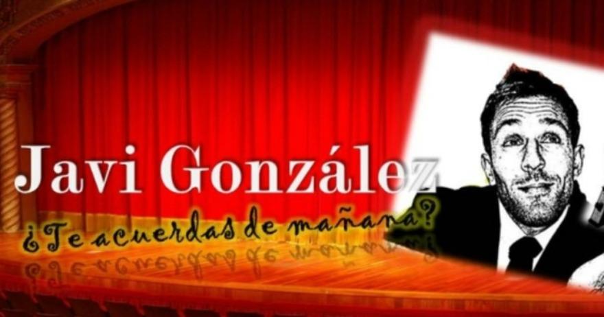 Javi González - ¿Te acuerdas de mañana?