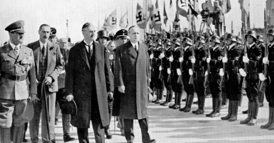 Agentes nazis en Barcelona