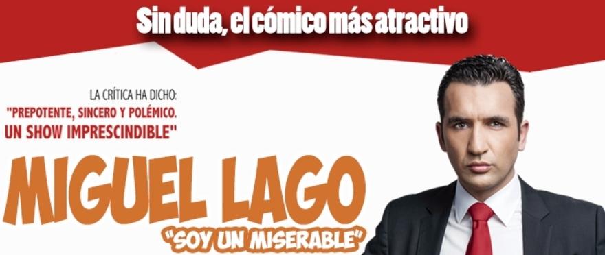 Miguel Lago - Soy un miserable