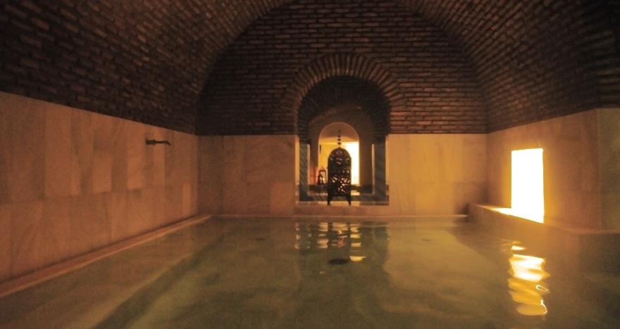 Baño Arabe En Toledo:Baño árabe y masaje relajante (Toledo) – Atrapalocom