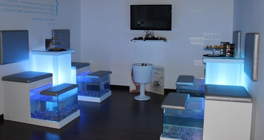 Fish spa new york 58 dto las palmas de gran canaria for 24 hour salon nyc