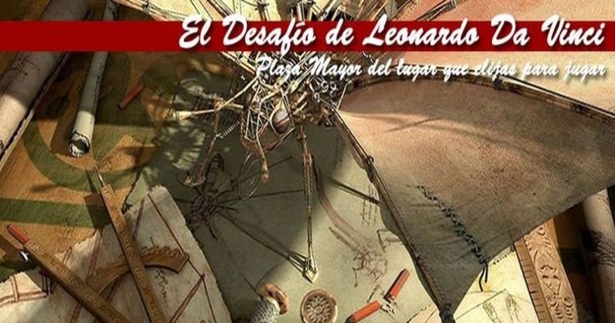 El Desaf�o de Leonardo da Vinci