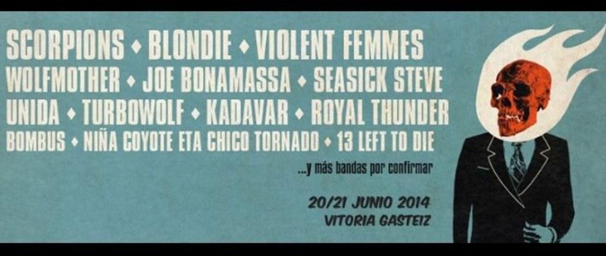 Azkena Rock Festival 2014