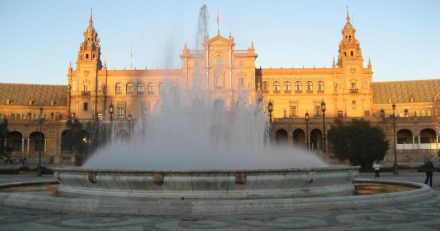 Visita guiada Sevilla `De Pel�cula�