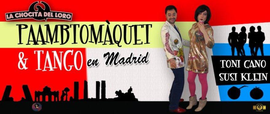 Toni Cano - Un #paambtomàquet en Madrid