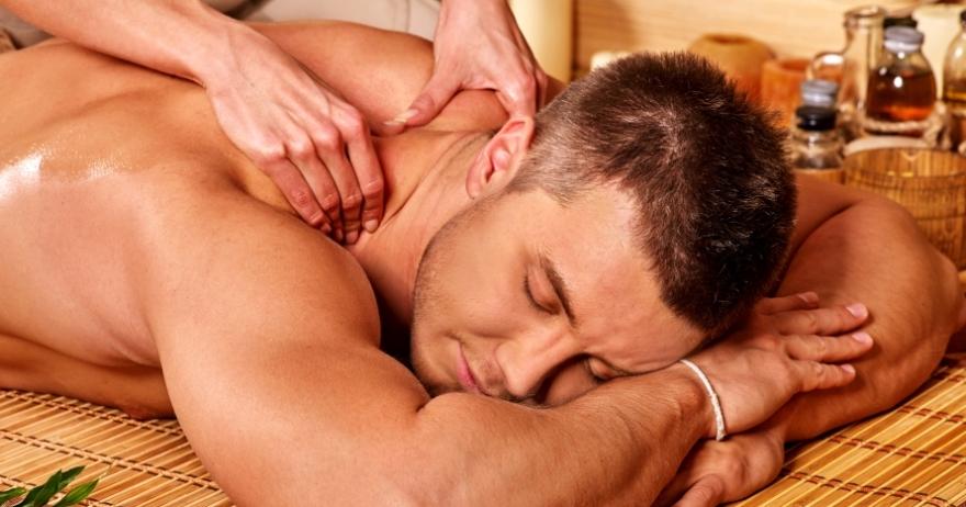 Masaje especial cervicales o masaje relajante