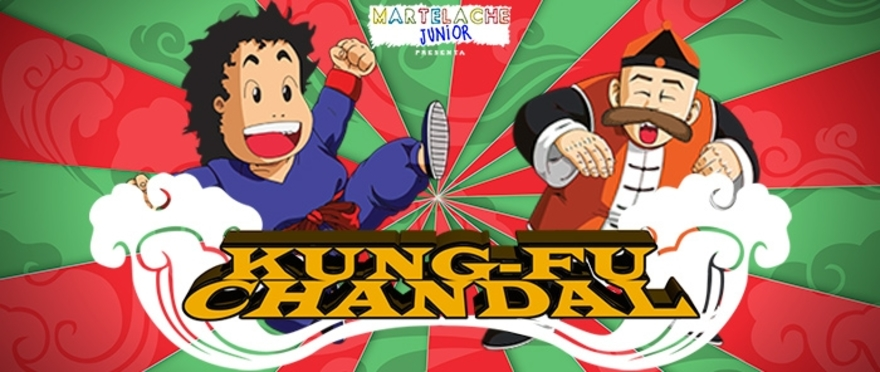 Kung Fu Chandal