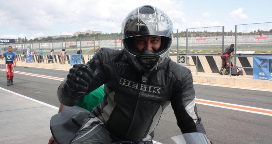 Alquila una moto de circuito