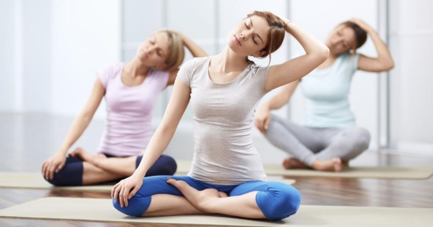 Disfruta de los beneficios del Yoga