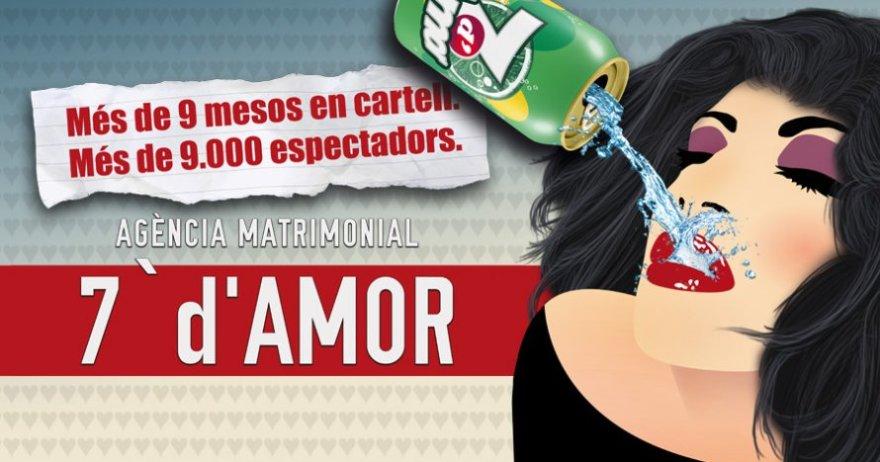 Agència Matrimonial 7 d'Amor