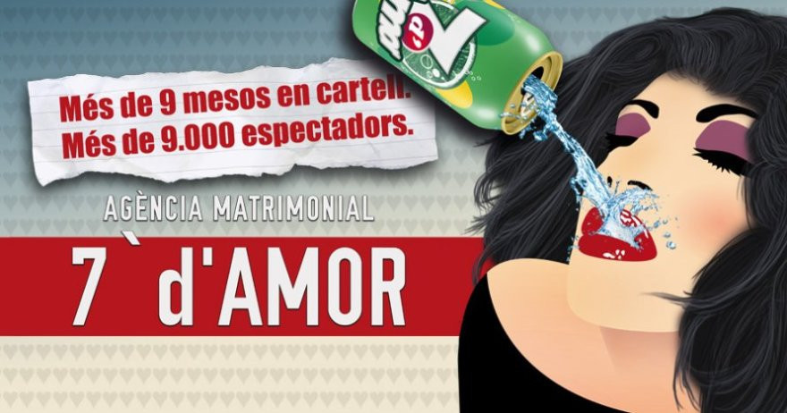 Ag�ncia Matrimonial 7 d'Amor