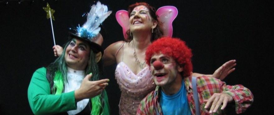 El Hada Ópera y sus amigos