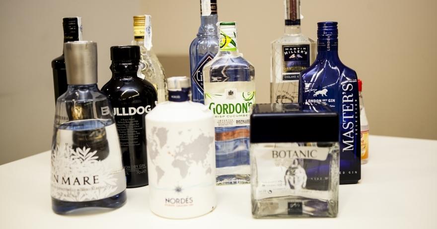 Taller de gin-tonic para principiantes