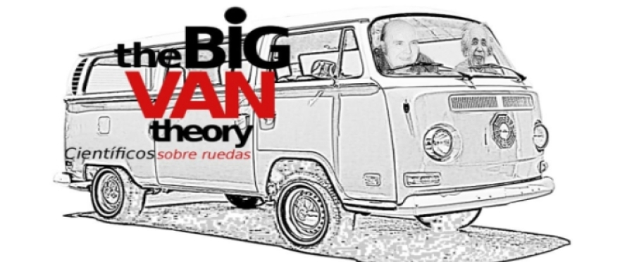 The Big Van Theory - Mon�logos cient�ficos