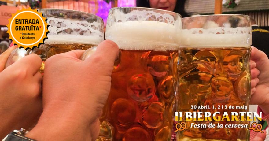 Biergarten: La Fiesta de la Cerveza