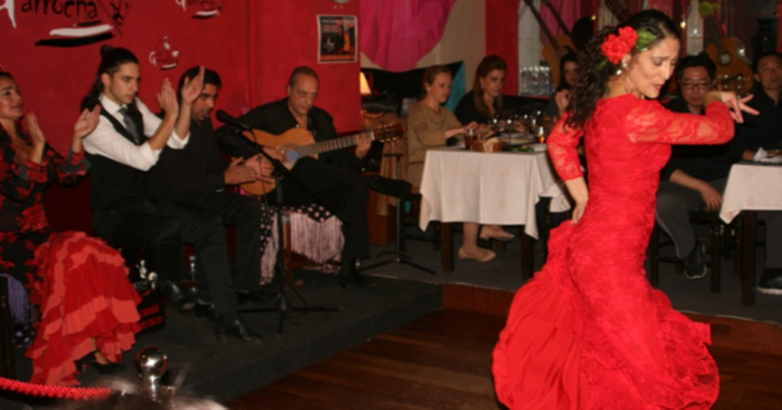 Tablao flamenco La Garrocha