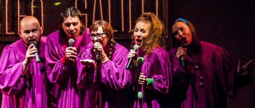 Pepe Grillo Gospel Show