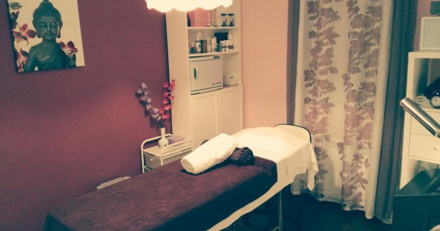 Tratamiento facial con masaje reafirmante