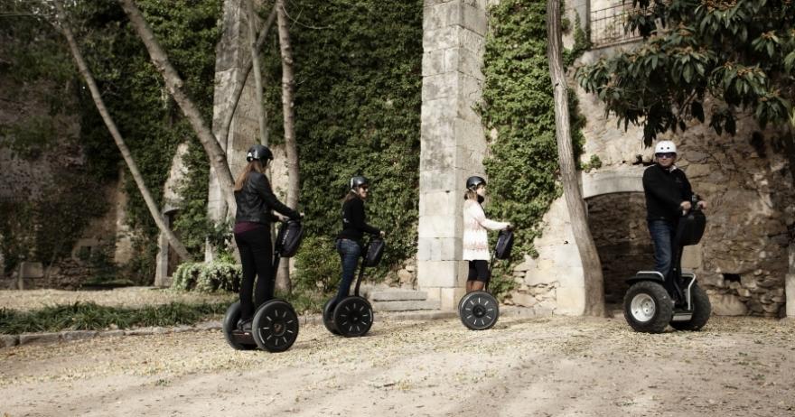 City tour o Mini tour de Girona en Segway