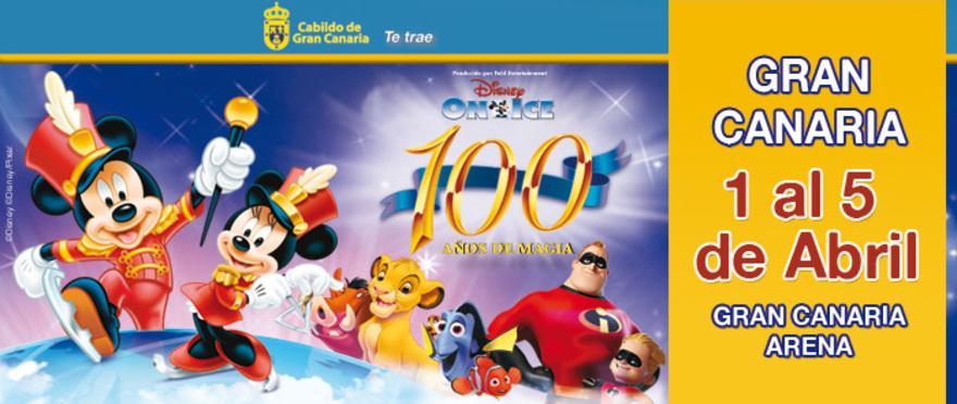 Disney On Ice - 100 a�os