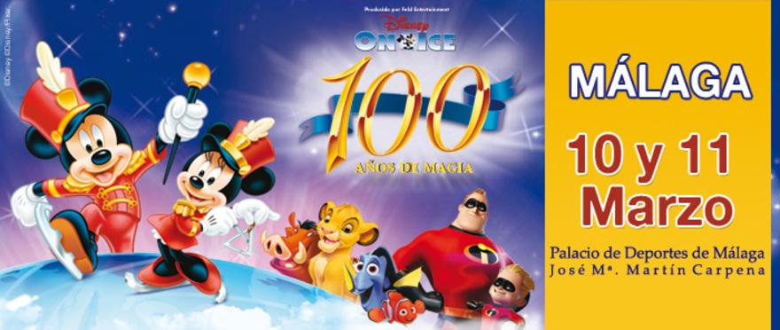 Disney On Ice - 100 años