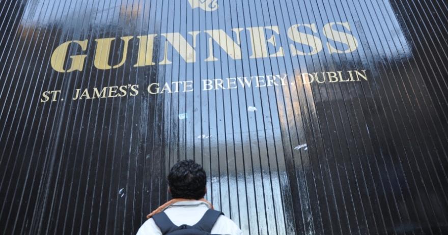 Fábrica de cerveza Guiness