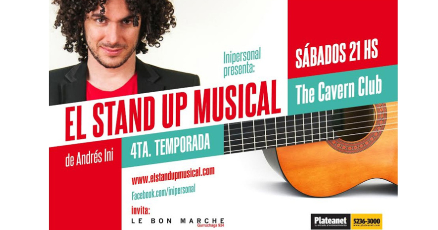 El Stand Up Musical