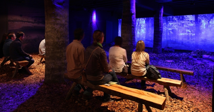 Visita al Espai Montseny
